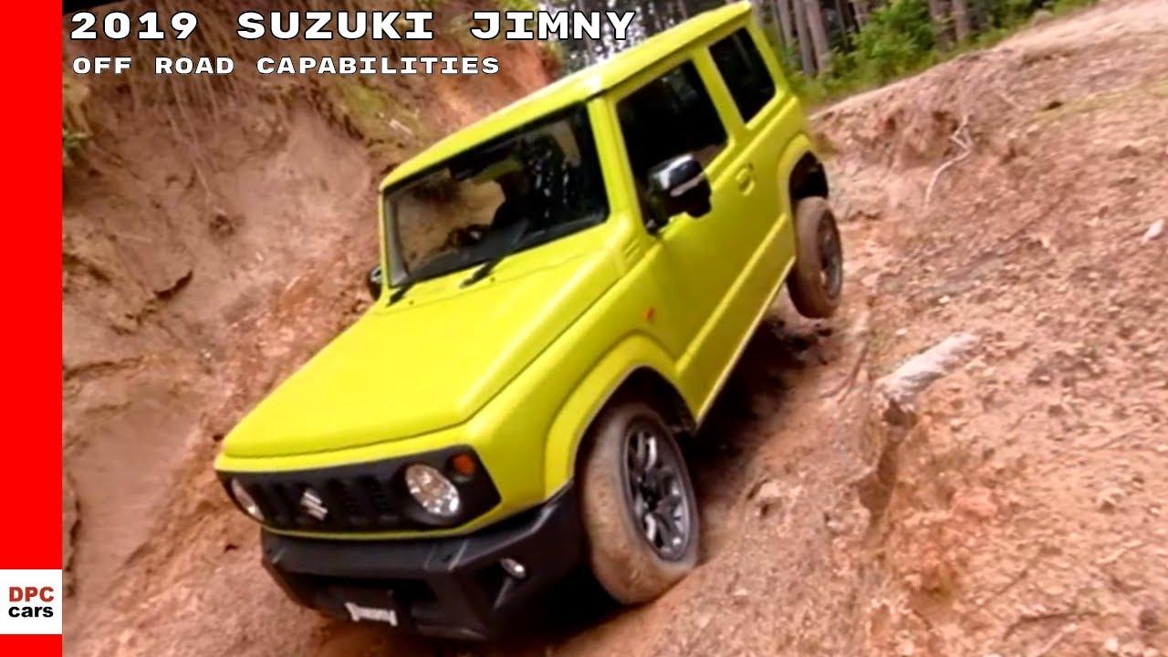 Bien Desenvuelve Por Rodando Suzuki El Se Jimny Así De Caminos rQhdtsC