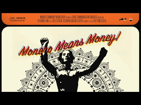 Monero Means Money: Cryptocurrency 101, Live from Leipzig (Workgroup Edit)