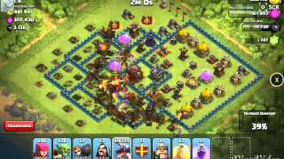 3 star the #1 player of clash of clans