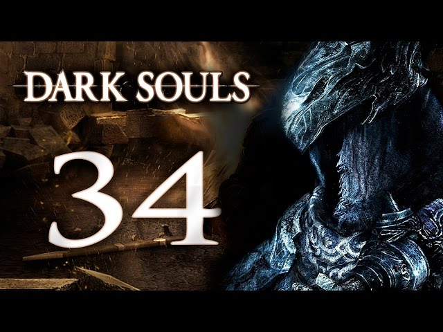 Dark Souls / #34 Abismo de Artorias / Manus, Padre del Abismo + (Extra Sif)
