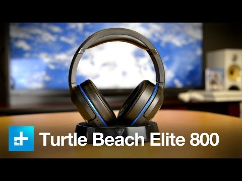 Turtle Beach Elite 800 Gaming Headset - Hands On
