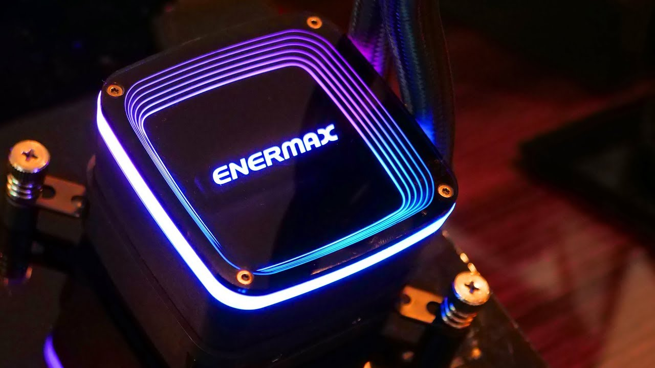 The Prettiest CPU Pump/Block I've Ever Seen...