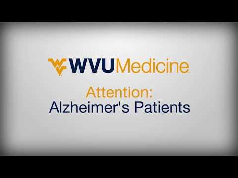 WVU Medicine's New Clinical Trial for Alzheimer's Disease