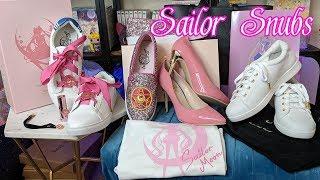GraceGift x Sailor Moon Crystal Collab Review and Unboxing! - Sailor Moon Reviews by Sailor Snubs
