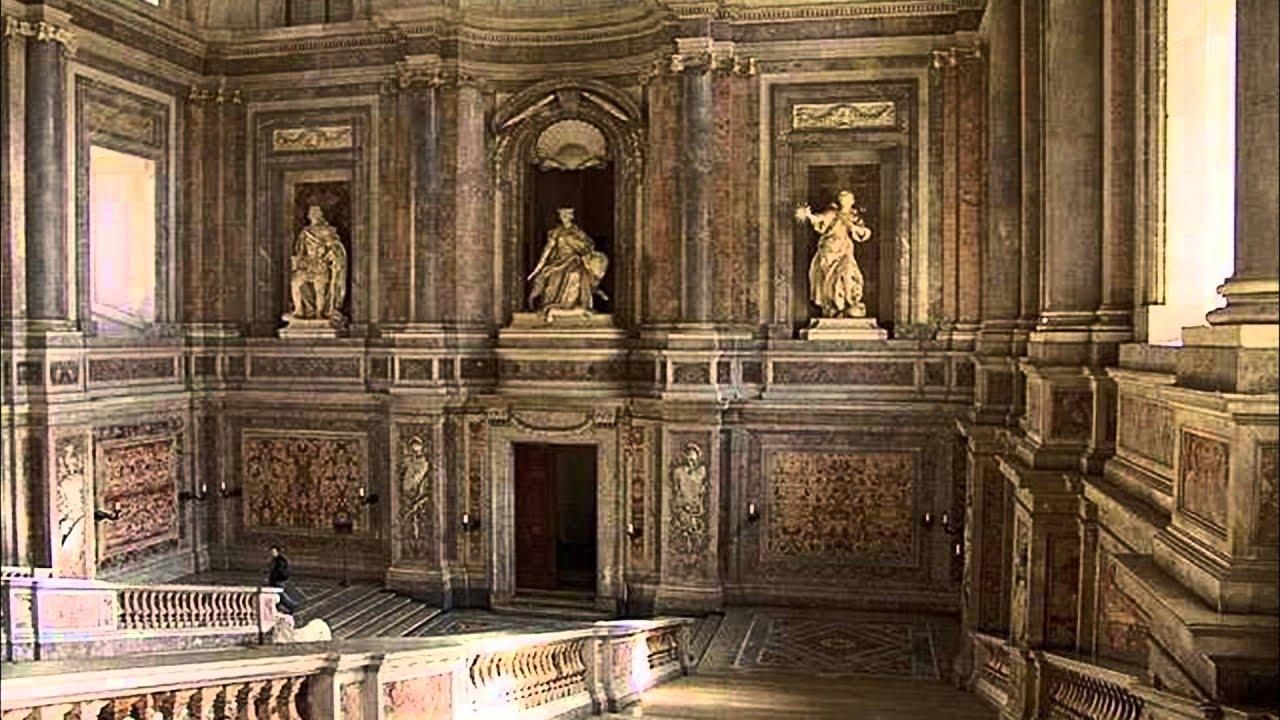 The Royal Palace Of Caserta Italy Hd1080p Youtube