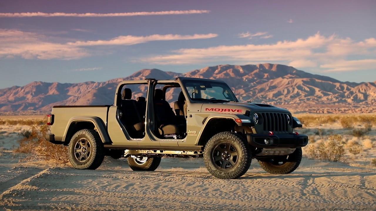 2020 Jeep Gladiator Mojave: Erste Eindrücke - Cars.com + video