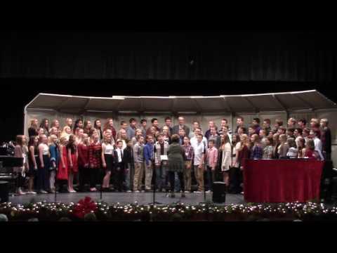Cedar Hollow School 7th & 8th Grade Christmas Program 2016