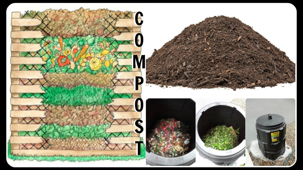 How to compost starting a compost bin home made for Cheap garden soil