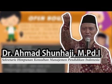 Open House El Fawaz 2017 - Dr  Ahmad Shunhaji, M.Pd.I