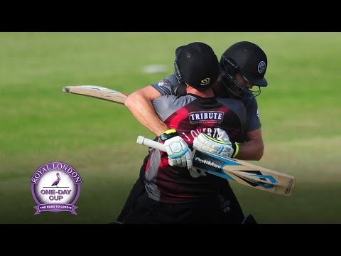 Incredible last-wicket stand brings victory - Somerset v Gloucestershire Highlights