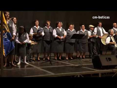 Grupo de Cantares de Sapiãos - Lá Vai a Rosinha  | 2018 | BOTICAS