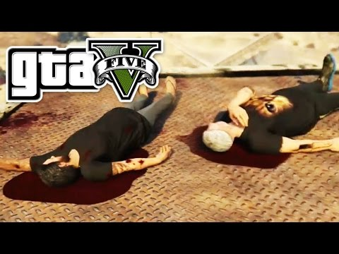 GTA 5 - SURVIVAL MODE - E23 | (Grand Theft Auto 5 Online Gameplay PC | Funny) Pungence