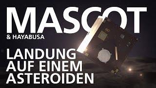 LANDUNG AUF EINEM ASTEROIDEN (Mission Hayabusa & MASCOT)