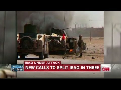 Could partitioning Iraq save it?