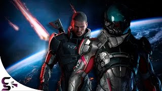 The Evolution of Graphics: Mass Effect (2007 -2017)