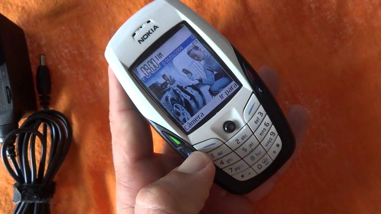 Nokia 6600 jbs ... Nokia 6600