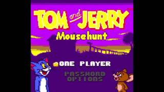 Tom and Jerry Mousehunt GBC Soundtrack Aleski Eeben Intro Opening Theme