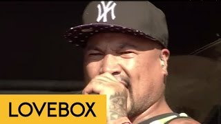 Shapeshifter - Monarch | Lovebox 2014 | FestivoTV