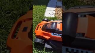 Black & Decker 40 volt mower