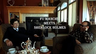 Fu Manchu Meets Sherlock Holmes: A Tady Brothers Exclusive Actors Interview