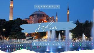 Travel Vlog // Sofia, Bulgaria