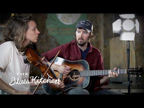 Mandolin Orange 'Golden Embers' [Live Performance] - The Blues Kitchen Presents...