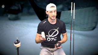 Selecting the right Hockey Tape (Black or White)