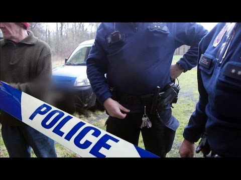 "Thumbnail: Caught By The Police @ ""Chateau De La Foret"" (Urbex)"