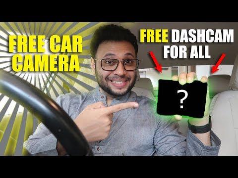 FREE DASHCAM FOR ALL !
