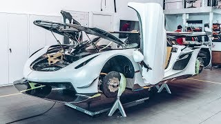 Download How to build a 300mph Koenigsegg Jesko   Top Gear Mp3 and Videos