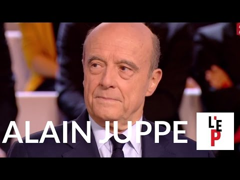 REPLAY INTEGRAL - L'Emission politique avec Alain Juppé le 06 octobre 2016 (France 2)