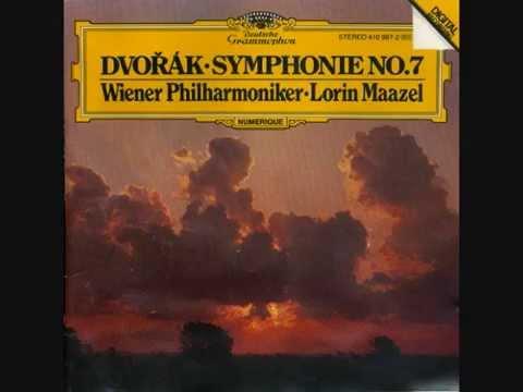 Symphony No.7 (Dvořák) - Maazel; VPO