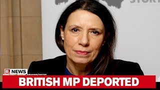 British MP deported from India to Dubai, Indian govt sends a clear message