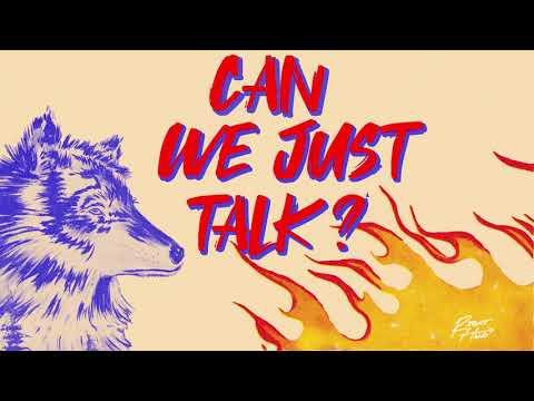 Khalid -Talk (Lyric Video)