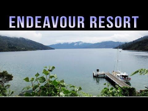 Endeavour Resort, New Zealand
