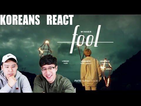 WINNER - 'FOOL' MV REACTION [SO MANY METAPHORS! DECIPHERED!]