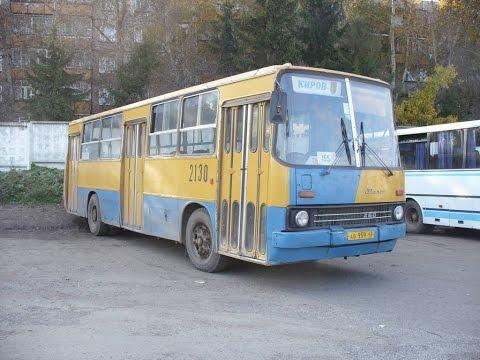 Омутнинск,Маршрут 100