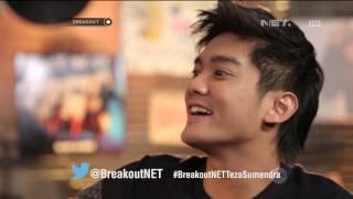 Breakout NET - Teza Sumendra nge-rap bareng Boy William