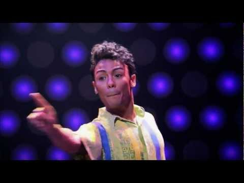 Hairspray 2013 UK Tour - Sneak Peek - Run and Tell That
