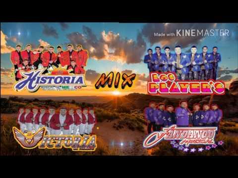 * MIX * Los Player's *La Historia Musical* Fandango Musical*La Victoria De Mexico*⭐