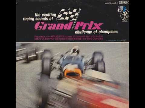 The Exciting Racing Sounds of Grand Prix - Challenge of Champions
