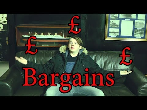 Bargain Hunting - Great British Bargains - Making Profit - Antiques, Used Items, and much more!