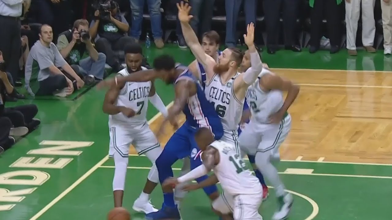 Celtics Eliminate 76ers in Chaotic Thriller Game 5! 2018 NBA Playoffs
