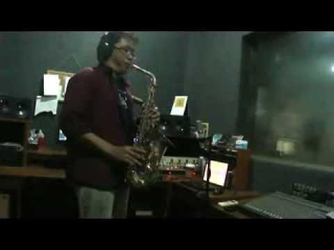 Terima Kasih Cinta - Cover version (Instrumen Sax by Devian Zikri)