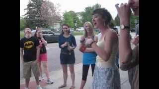lev 350 flash mob assignment