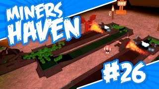 Miners Haven #26 - DB & BBB LOOPS (Roblox Miners Haven)