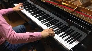 幻想曲「さくらさくら」(平井康三郎)Sakura-Sakura (A Fantasy for Piano) Kozaburo Y. Hirai