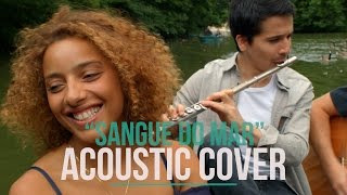 Sangue do mar (acoustic cover)