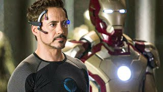 IRON MAN 3 All Movie Clips (2013)