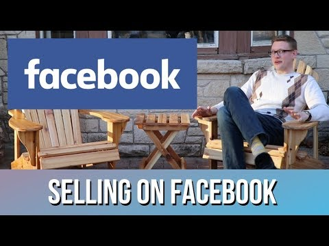 How I Sell My Woodworking Projects on Facebook